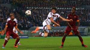 Robert Lewandowski Bayern Munich Roma