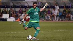 Kiko Casilla Real Madrid 30072015