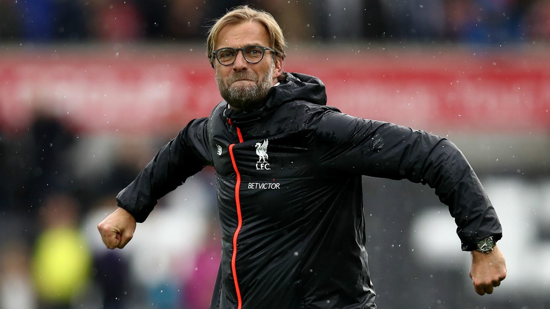 HD Jurgen Klopp Liverpool