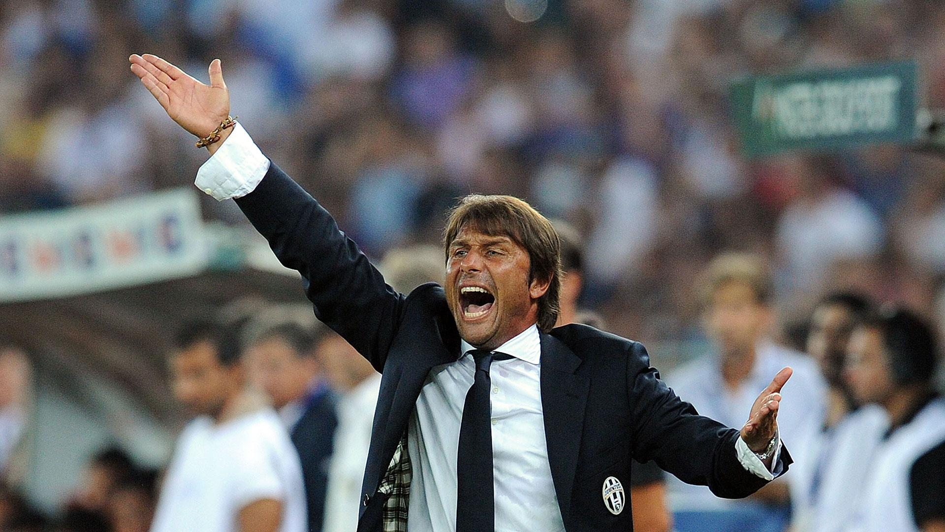 Antonio Conte Juventus 2011