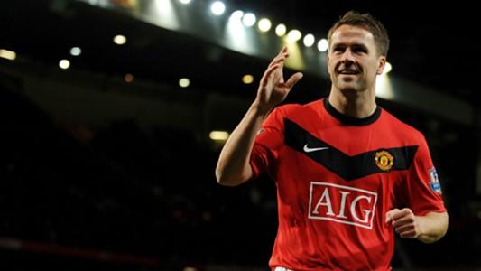 Michael Owen Manchester United