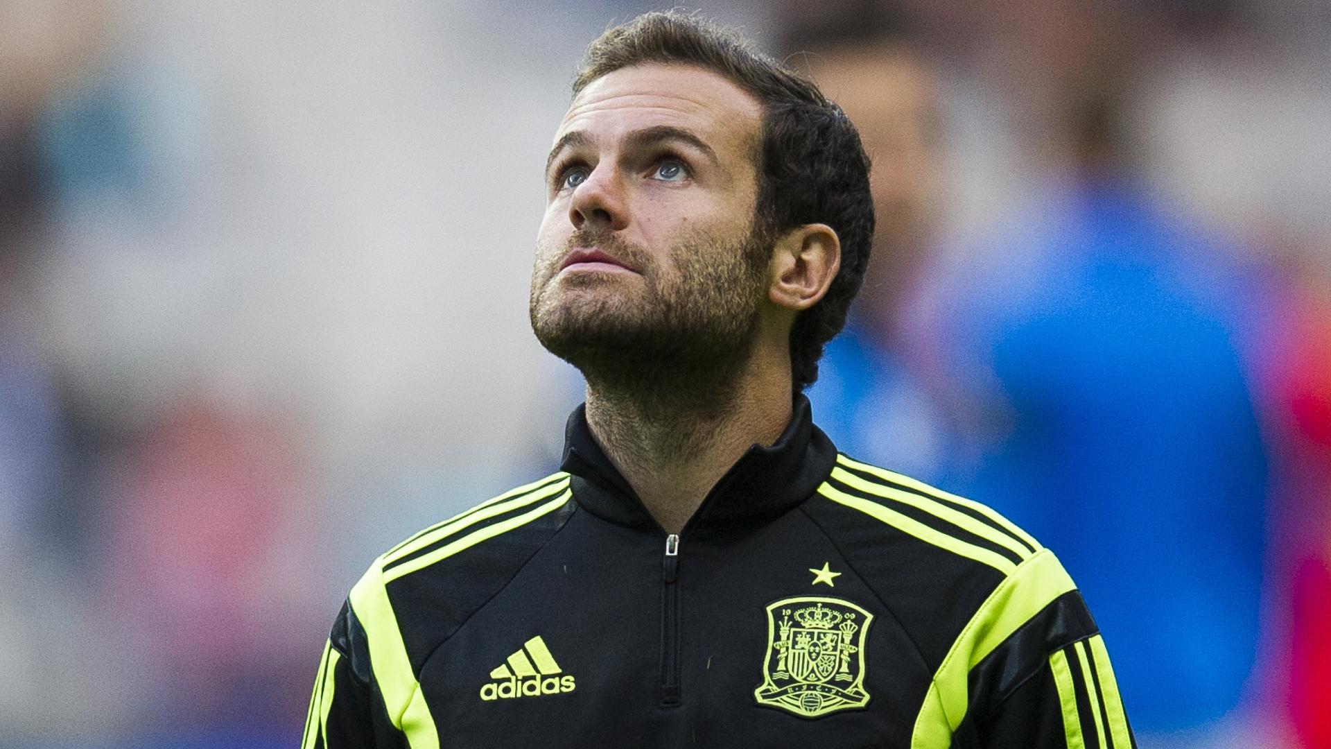 Juan Mata, Spain