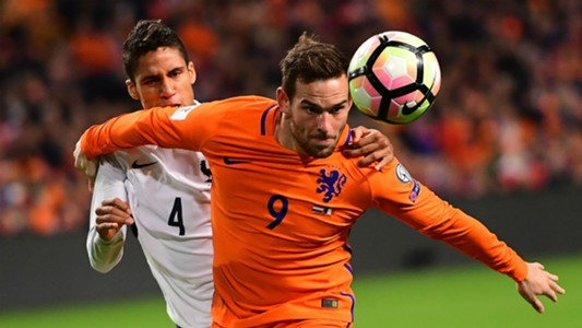 Vincent Janssen Netherlands