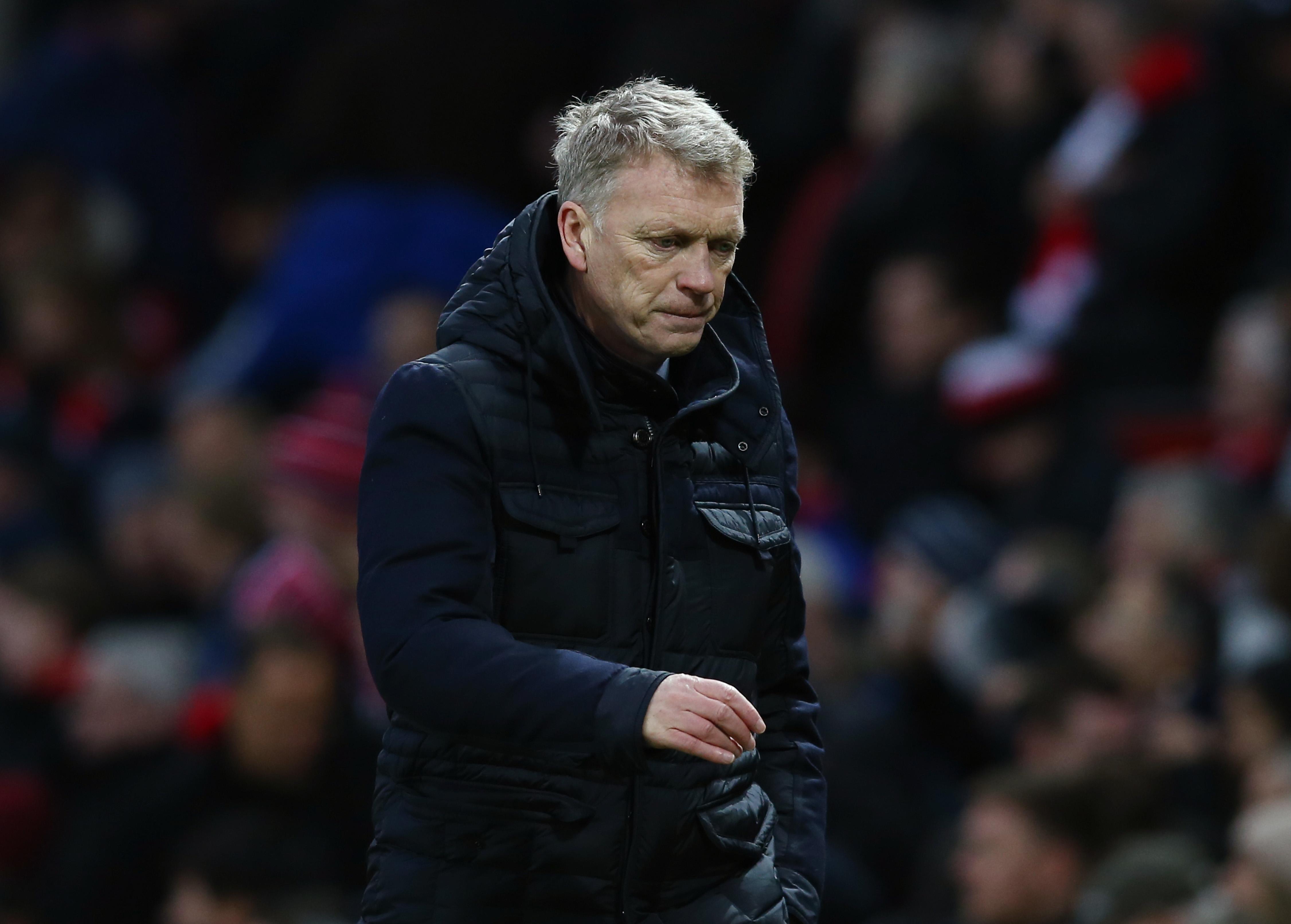 Manchester United Sunderland David Moyes