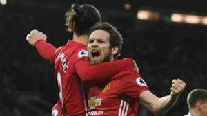 Daley Blind Manchester United Sunderland