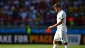 Steven Gerrard England Costa Rica 24062014