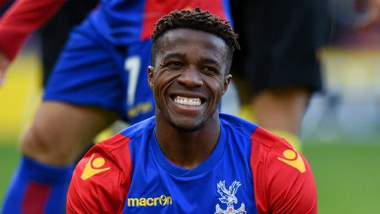 HD Wilfried Zaha Crystal Palace
