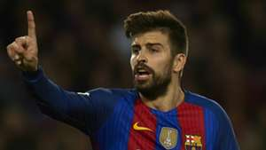 UEFA Team of the Year Gerard Pique