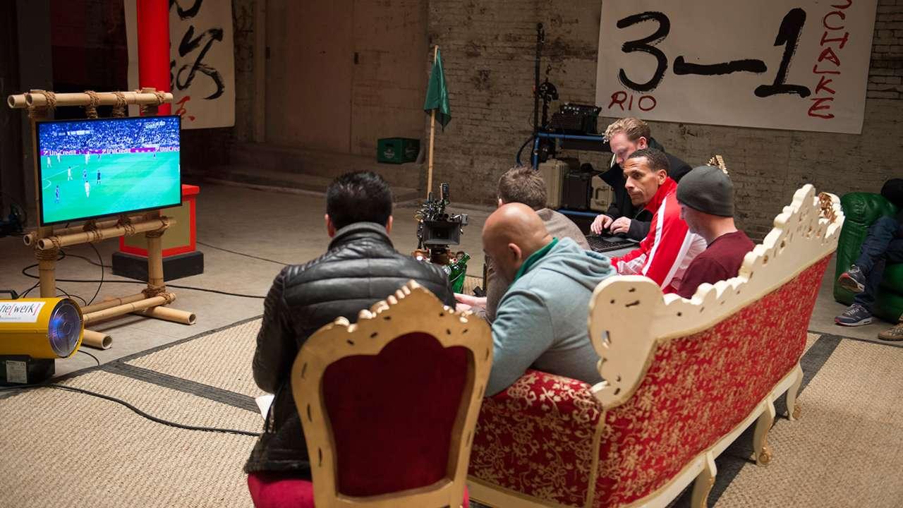Rio Ferdinand Heineken #ChampiontheMatch