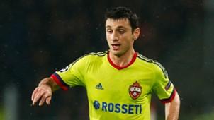 Alan Dzagoev CSKA Moscow 08122015