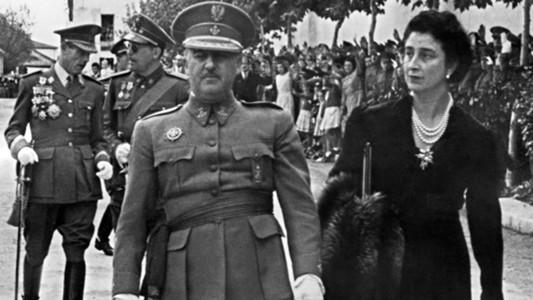 General Franco Spain