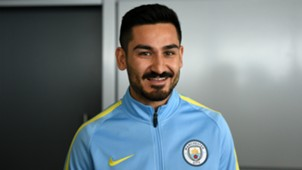 Ilkay Gundogan Manchester City Pre-Season 2016