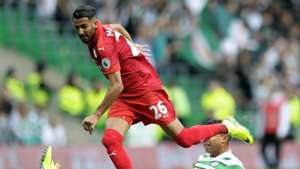 Mahrez Leicester City Celtic