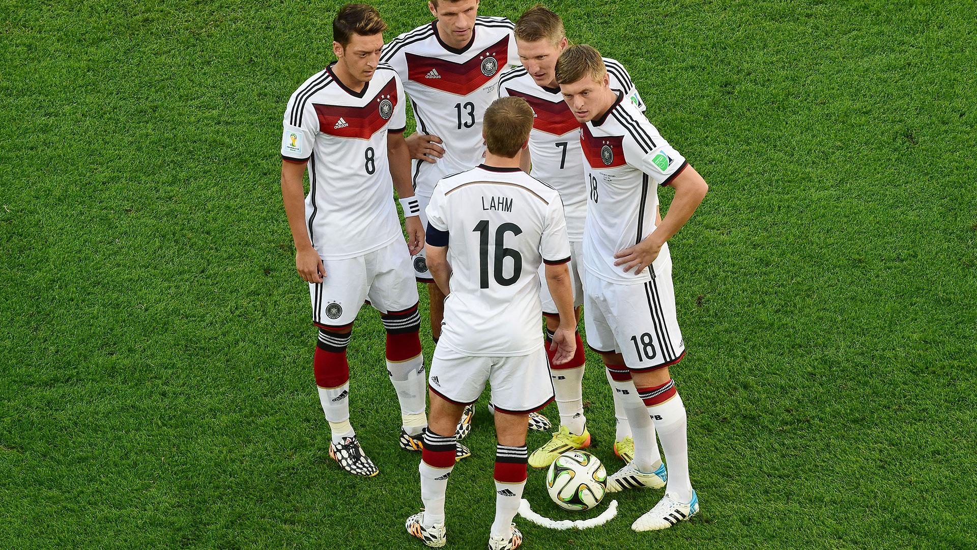 Philipp Lahm Germany 2014 World Cup