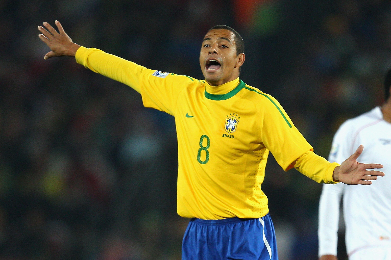 Gilberto Silva Brazil 28062010