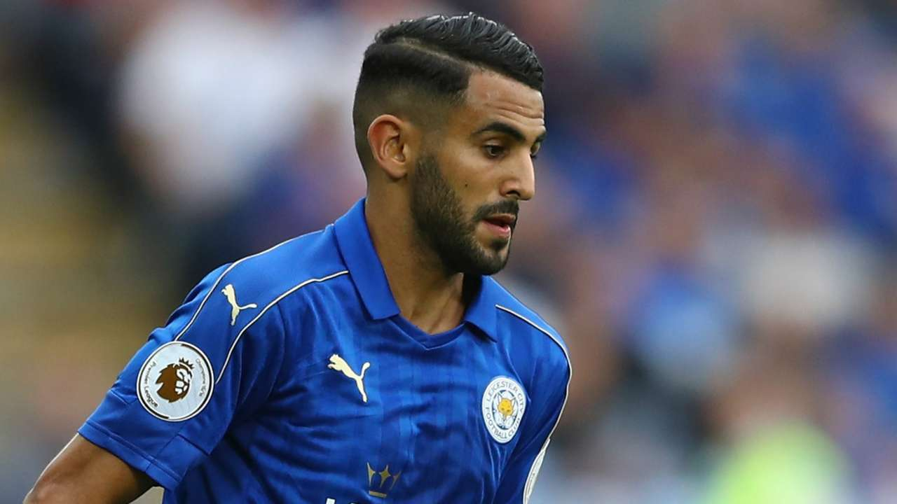 HD Riyad Mahrez Leicester City
