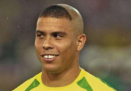 Ronaldo verrät das Geheimnis hinter seiner WM-Frisur von '02