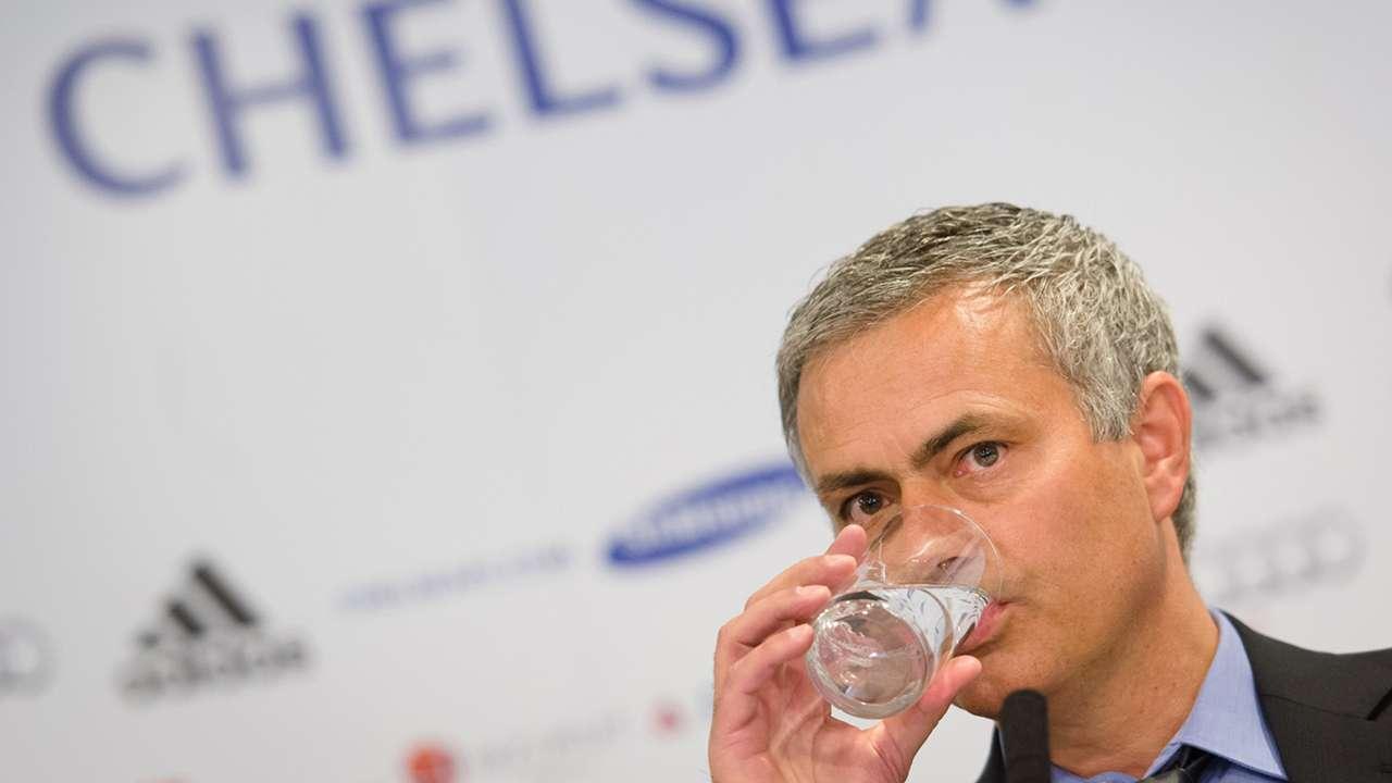 34 Jose Mourinho Rejoin Chelsea