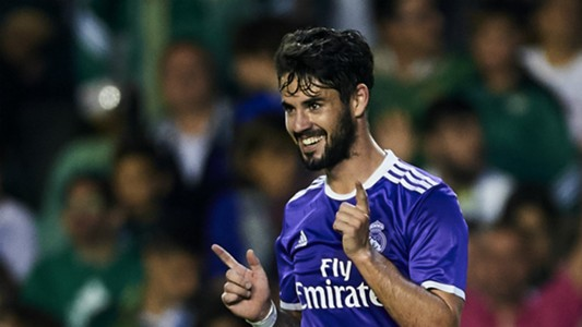 HD Isco Real Madrid