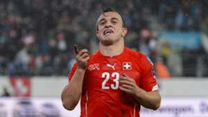 Switzerland (Group A) | Xherdan Shaqiri