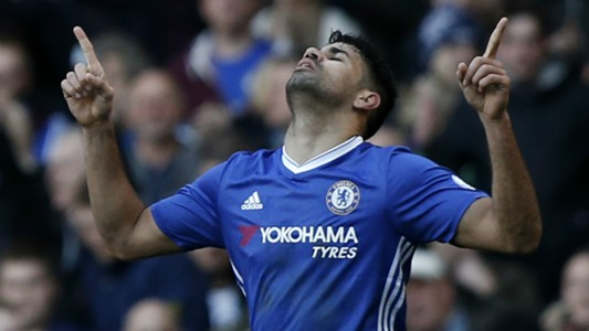 European Team of the Season Diego Costa