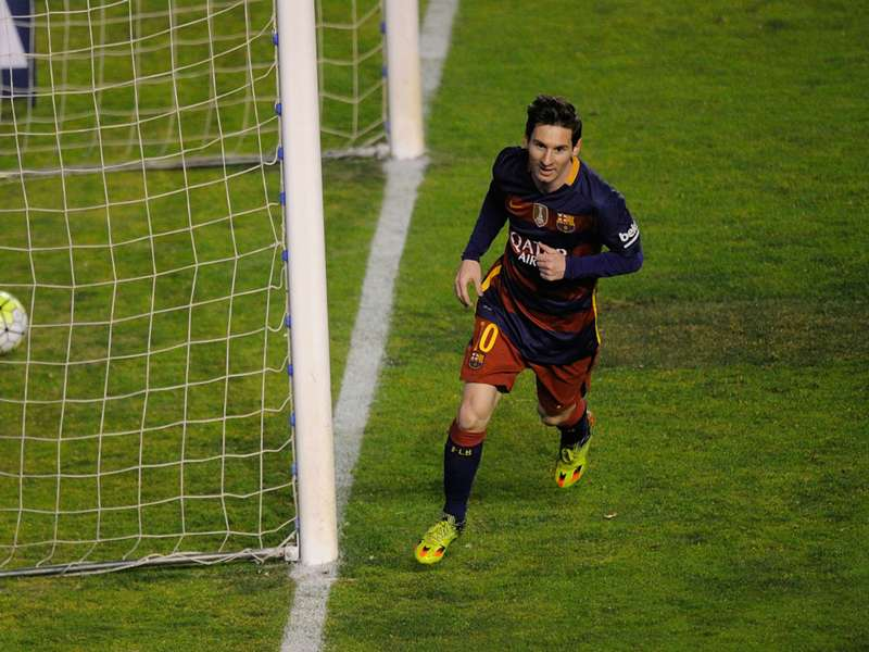 Messi at 100 per cent is unstoppable - Ancelotti