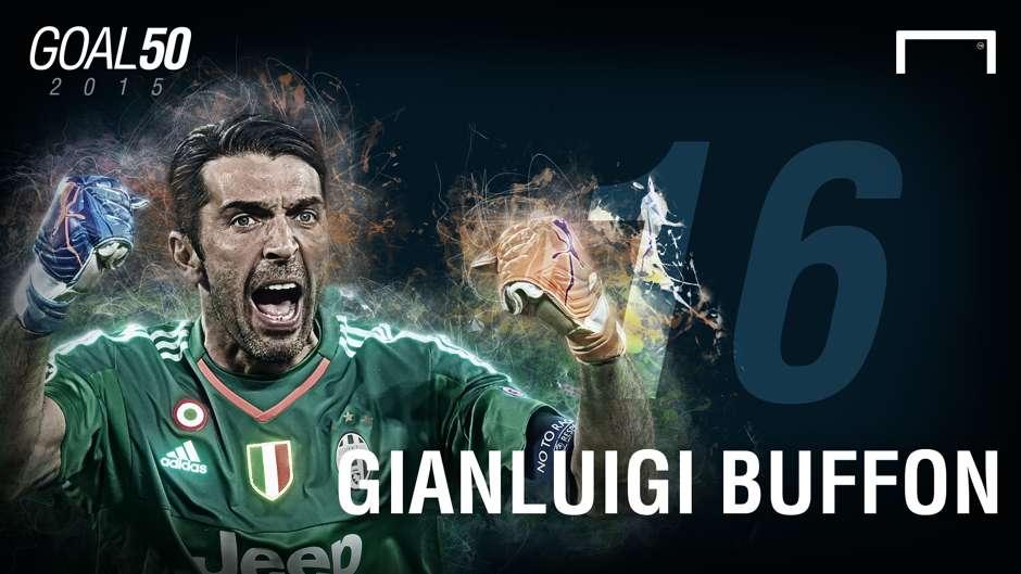 16 Buffon G50