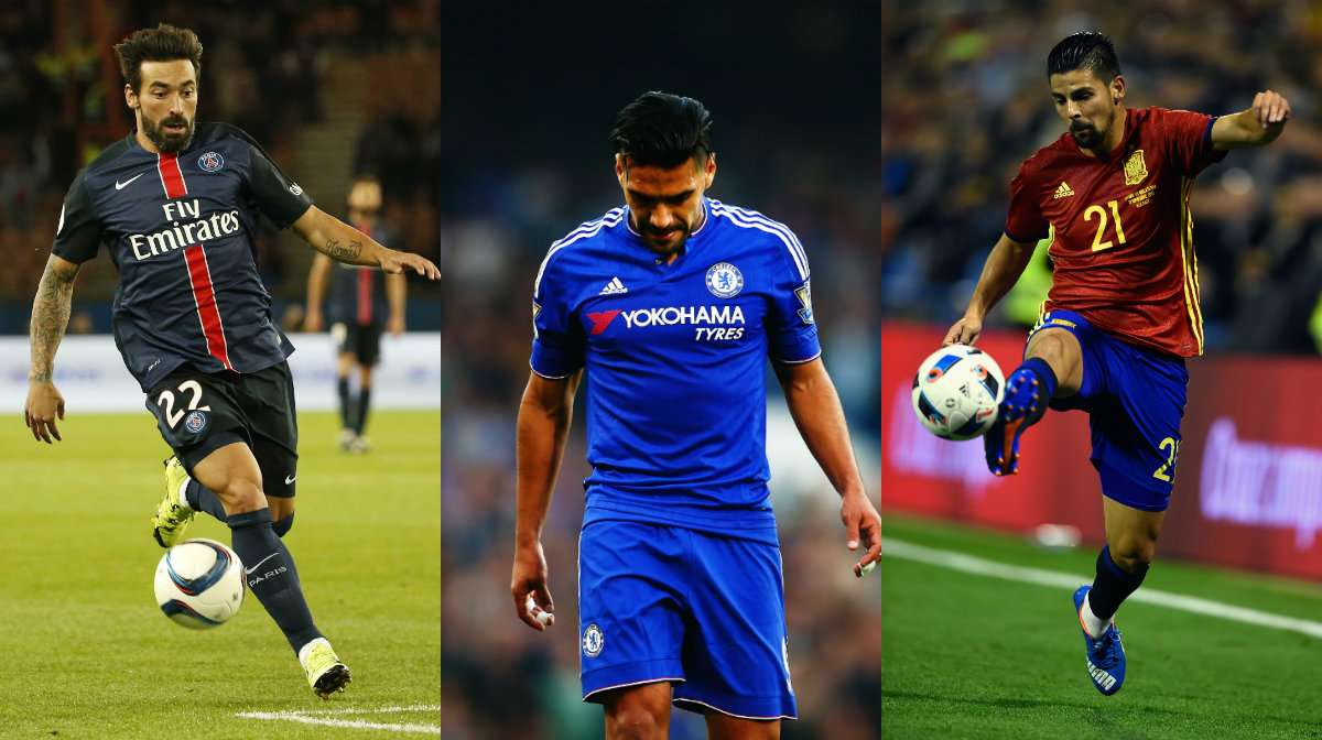 Players who could leave in January 2016