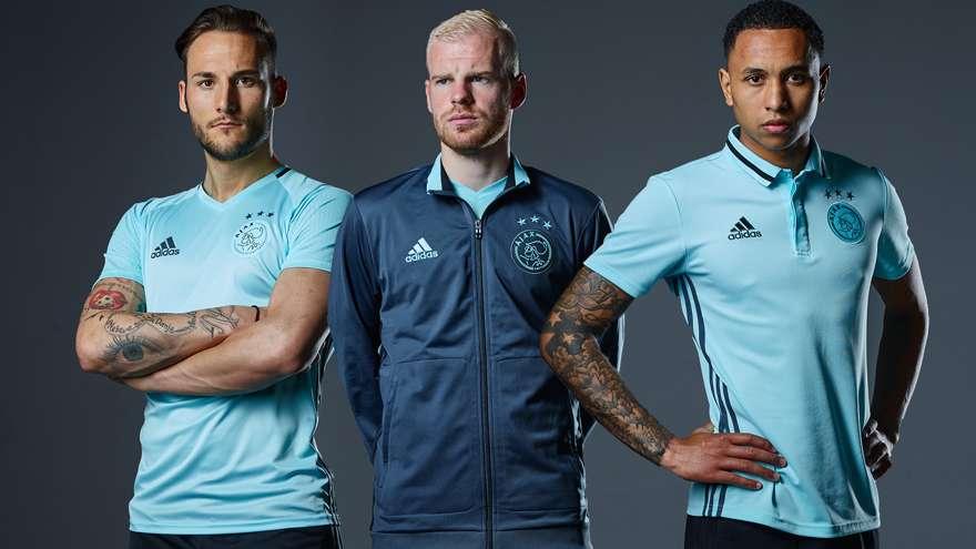 Ajax 2016-17 kit
