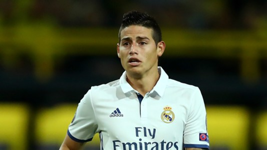 HD James Rodriguez Real Madrid