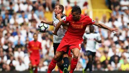 HD Harry Kane Dejan Lovren Tottenham Liverpool