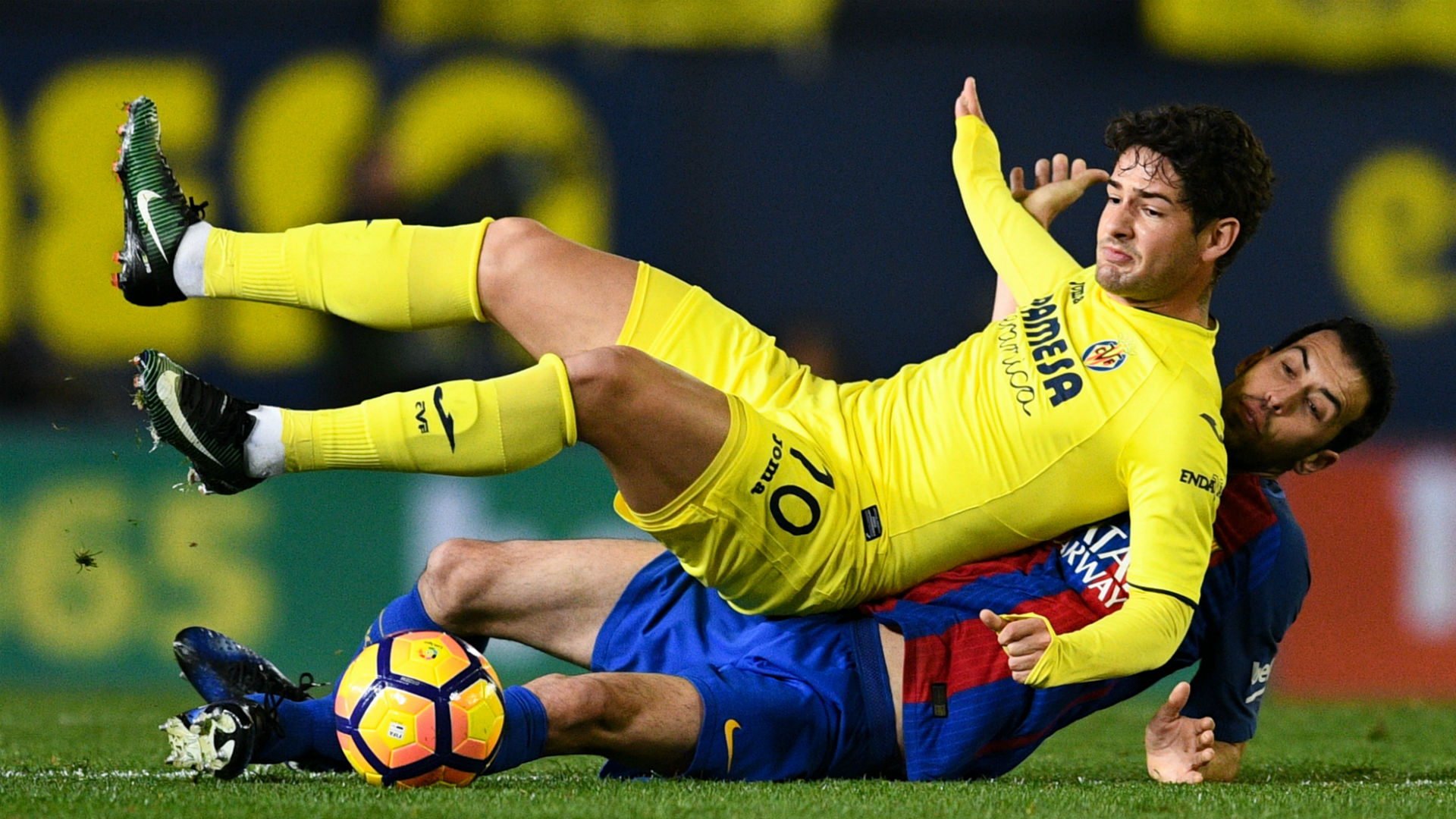 villarreal vs barcelona highlights