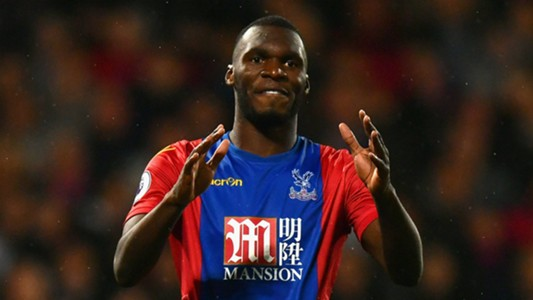 Christian Benteke Premier League Crystal Palace v West Ham 151016