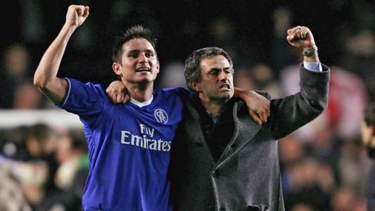 8 Jose Mourinho Chelsea Barcelona Champions League 2005
