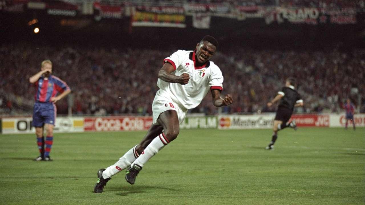 1994 Marcel Desailly AC Mian Barcelona