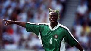 Taribo West Nigeria