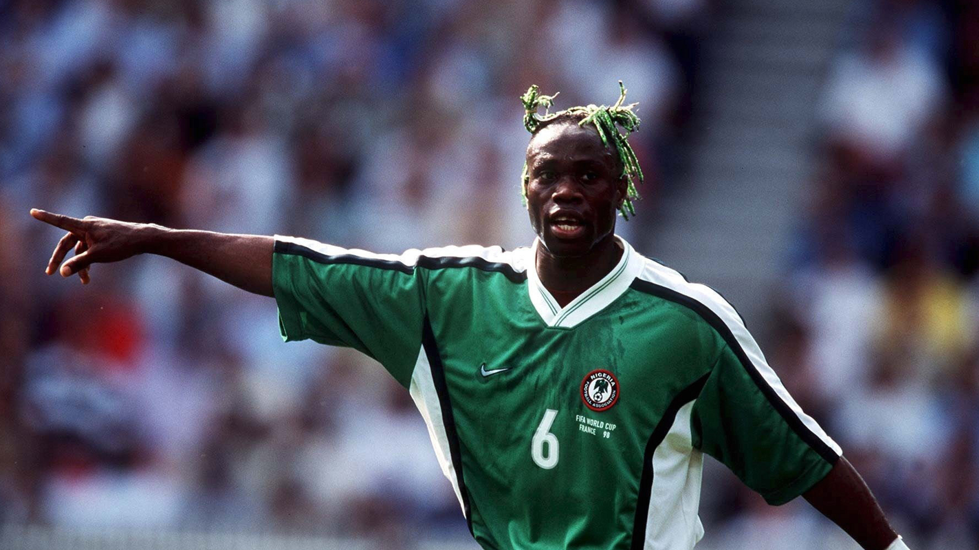 Taribo West Nigeria
