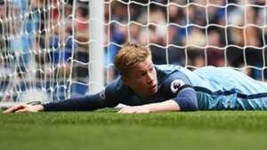 Kevin De Bruyne Premier League Manchester City v Chelsea 031216