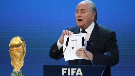 Sepp Blatter World Cup Qatar