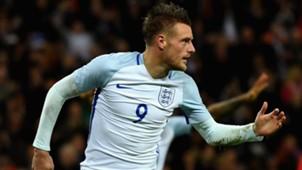 HD Jamie Vardy England