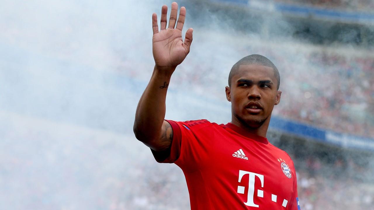 Trasnfer news Juventus sign Douglas Costa from Bayern Munich