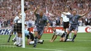 Alan Shearer England Germany Euro 96