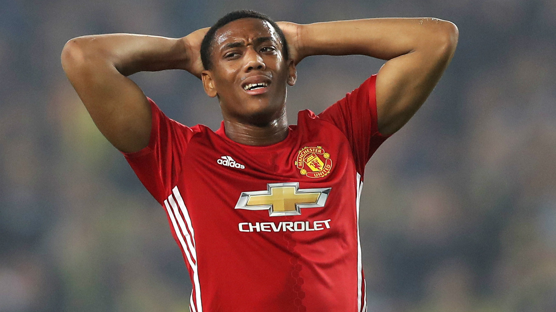 Neville XI Anthony Martial