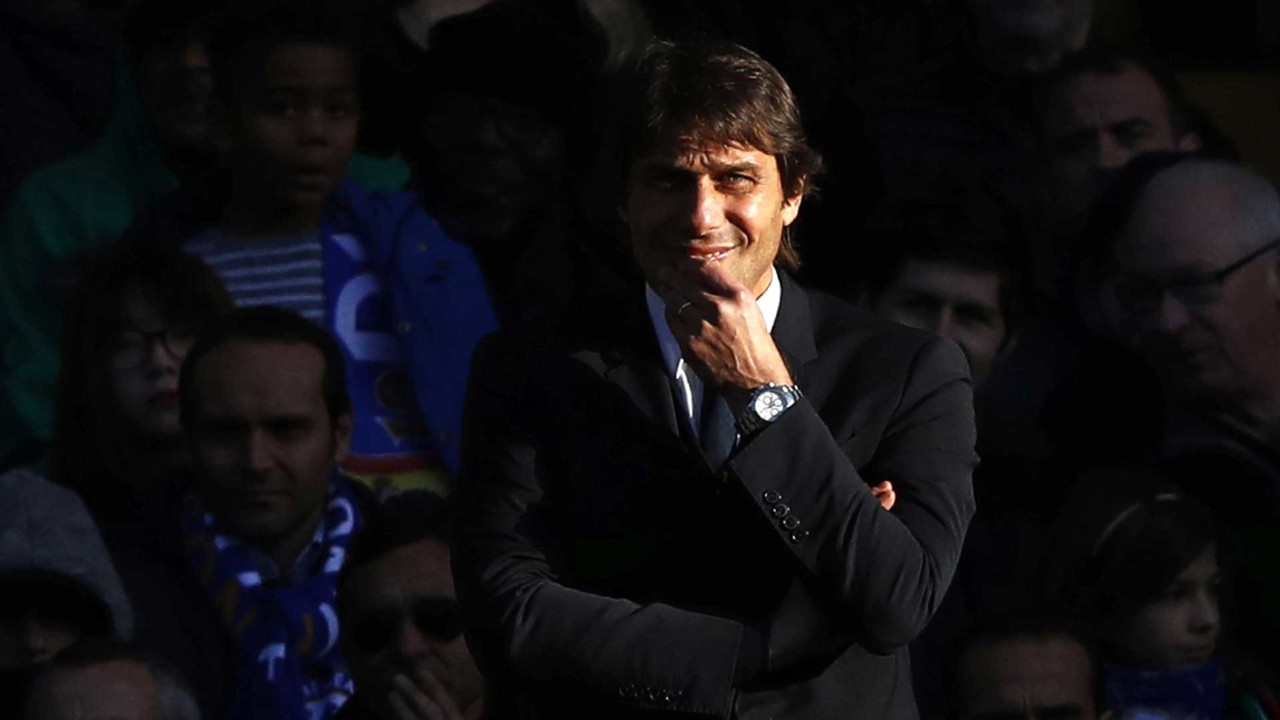 Conte: I have no favourites in the Chelsea dressing room