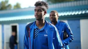 Gedion Zelalem Rangers