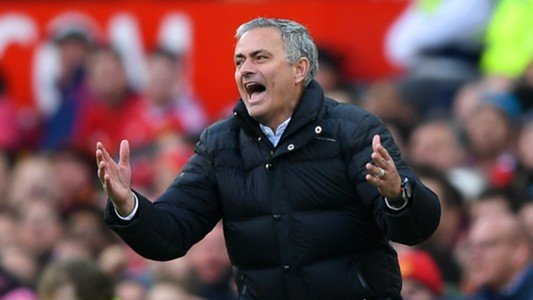 HD Jose Mourinho Manchester United