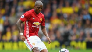 Ashley Young Manchester United Premier League