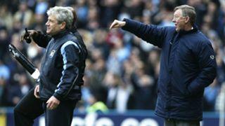 Kevin Keegan Sir Alex Ferguson