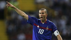HD Zinedine Zidane, France