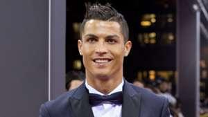 Cristiano Ronaldo 2015 Ballon d'Or